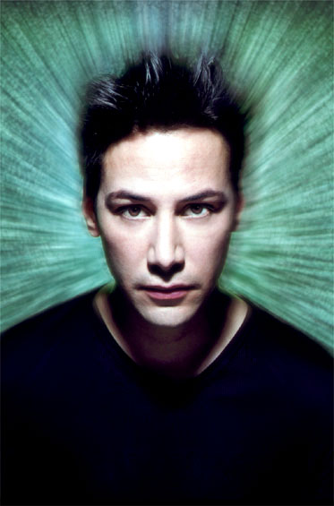 KEANU REEVES THE MATRIX PAGE